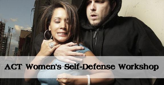 ACT Women's Self-Defense Classes