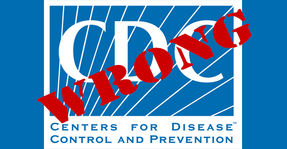 CDC is Wrong Women's Self-Defense