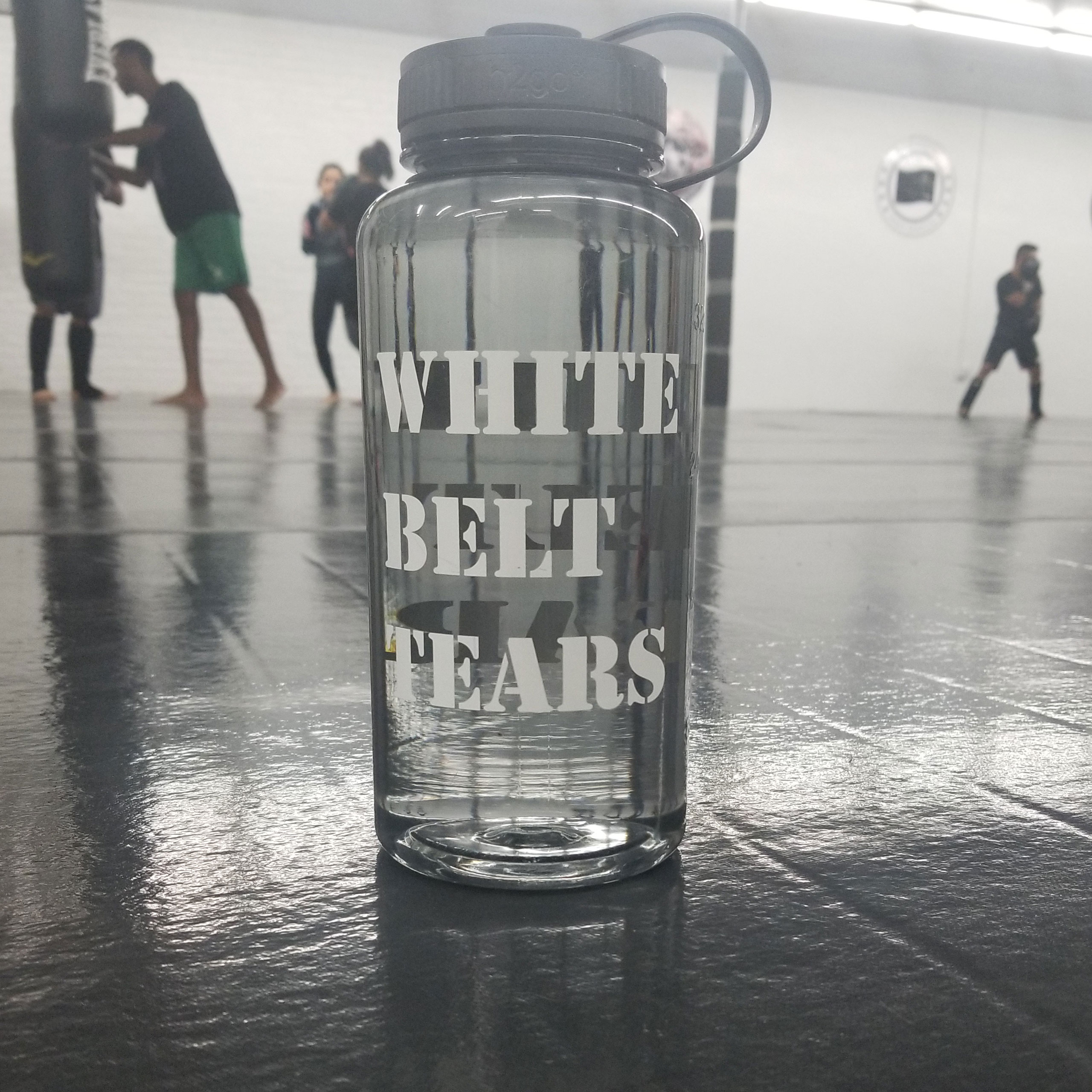 fundraiser water bottle